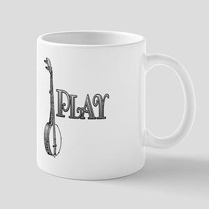 PLAY- BANJO Mug
