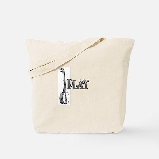 PLAY- BANJO Tote Bag