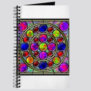 Stained Glass Window Journal