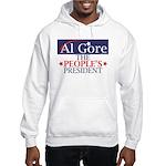 AL GORE Hooded Sweatshirt