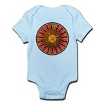 Roulette Infant Bodysuit