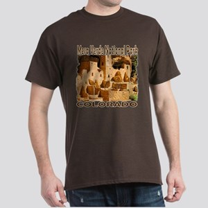 Mesa Verde National Park Dark T-Shirt