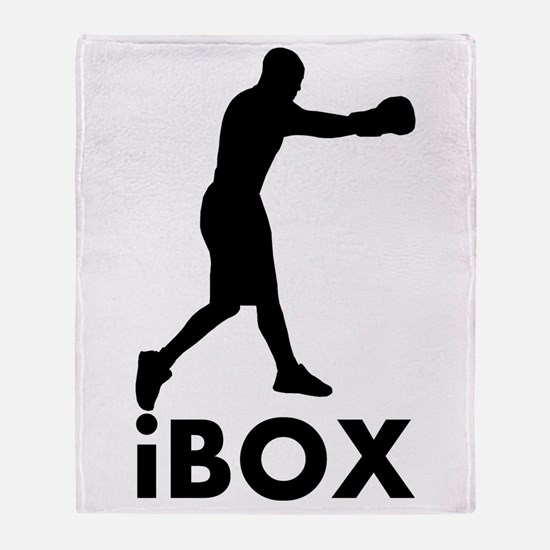 iBox Boxing Throw Blanket