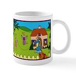 Edwardian Bunnies Mug
