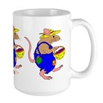The Country Mouse Large Mug