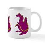 Three-Headed Dragon Mug