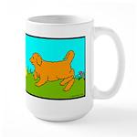 Animal Friends Large Mug