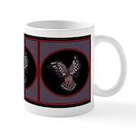 Pigeon in Flight Mug