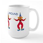 Circus Clown Large Mug
