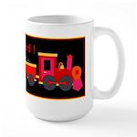 Choo-Choo Train Large Mug