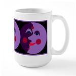 Smiling Moon Large Mug