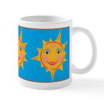 Smiling Sun Mug
