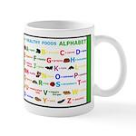 Healthy Food ABC Mug