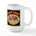 Kids Care Large Mug