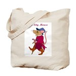 The City Mouse Tote Bag