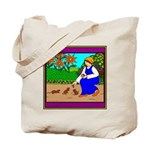 Kindness to Animals Tote Bag