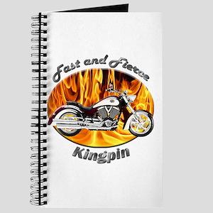 Victory Kingpin Journal