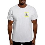 Wheeled Warriors Ash Grey T-Shirt