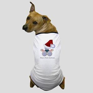 Customizable Teddy Santa Dog T-Shirt