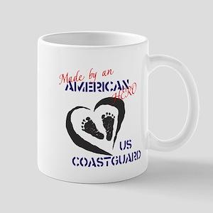 Made by American Hero - Coast Guard Mug
