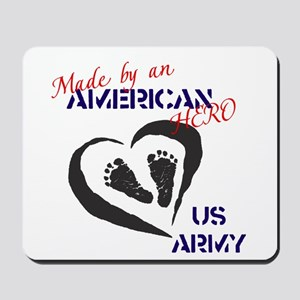 Made by American Hero - Army Mousepad