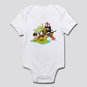Pirate Adventure Infant Bodysuit