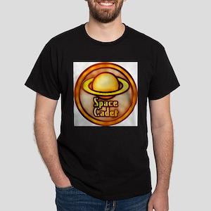 Retro Sci-Fi Space Cadet Dark T-Shirt