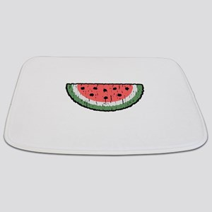watermelon Bathmat