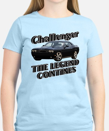Challenger Women's Light T-Shirt