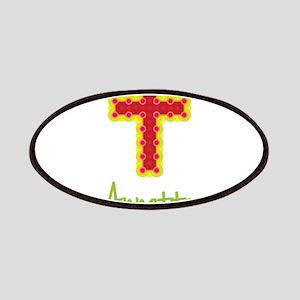 Annette Bubble Cross Patches