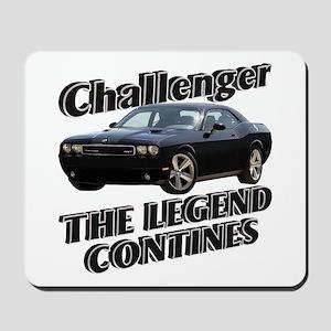 Challenger Mousepad