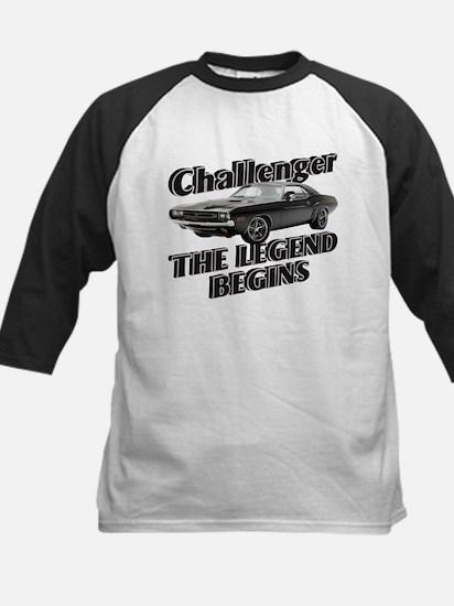 Challenger Kids Baseball Jersey