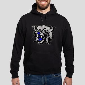 Cat Head Hoodie (dark)