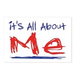 It's all about ME! Postcards (Package of 8)