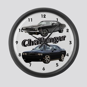 Challenger Large Wall Clock