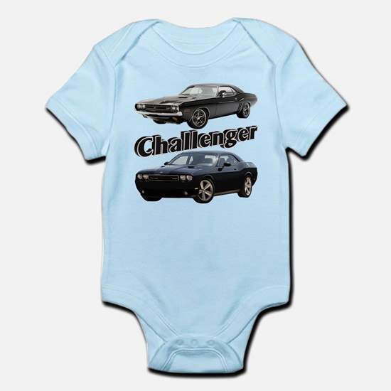 Challenger Infant Bodysuit