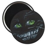 "Cheshire Cat 2.25"" Magnet (10 pack)"