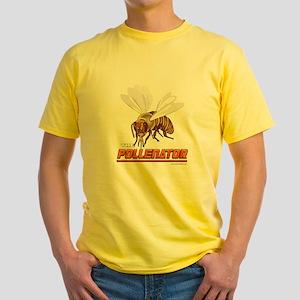 The Pollenator... Yellow T-Shirt