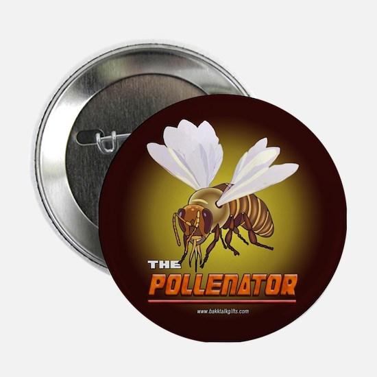 """The Pollenator... 2.25"""" Button"""