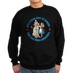 A Poor Sort of Memory Sweatshirt (dark)