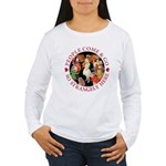 People Come and Go Women's Long Sleeve T-Shirt
