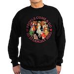 People Come and Go Sweatshirt (dark)