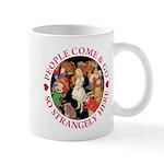 People Come and Go Mug