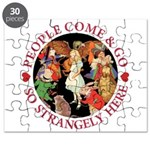 People Come and Go Puzzle