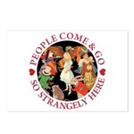 People Come and Go Postcards (Package of 8)