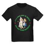 A Poor Sort of Memory Kids Dark T-Shirt
