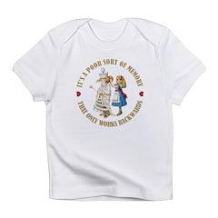 A Poor Sort of Memory Infant T-Shirt