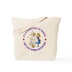 A Poor Sort of Memory Tote Bag
