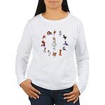 All Around Alice Women's Long Sleeve T-Shirt