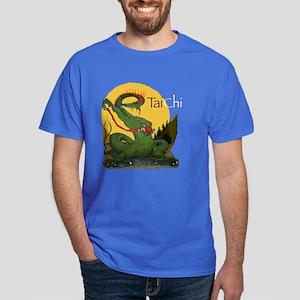 Dark T-Shirt/ Tai Chi design